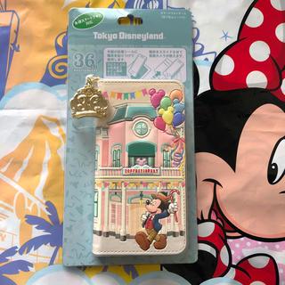 ディズニー(Disney)の新作♡ スマホケース 36周年 ディズニーランド(モバイルケース/カバー)
