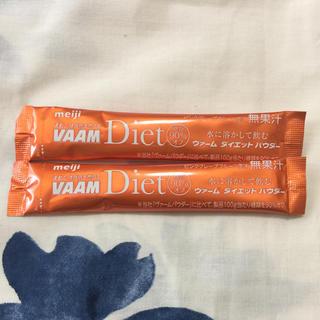 メイジ(明治)のVAAM ダイエット パウダータイプ(ダイエット食品)