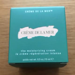 ドゥラメール(DE LA MER)のクレーム ドゥ・ラ・メール 15ml 新品 未使用(フェイスクリーム)