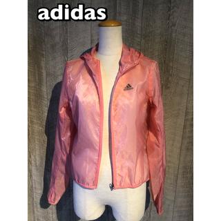 アディダス(adidas)のadidas ナイロン パーカー(ナイロンジャケット)