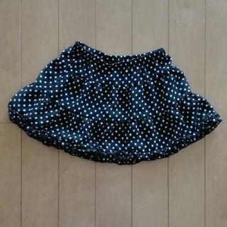 ジーユー(GU)の水玉スカート  120(スカート)