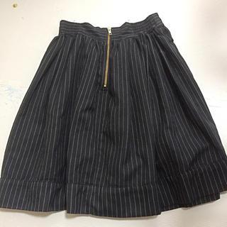 しまむら - ストライプ スカート