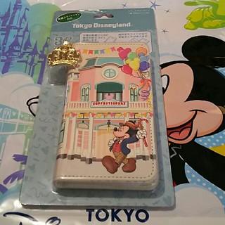 ディズニー(Disney)のディズニー 36周年 スマートフォンケース(モバイルケース/カバー)