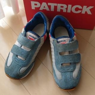 パトリック(PATRICK)のパトリック  スニーカー   18(スニーカー)