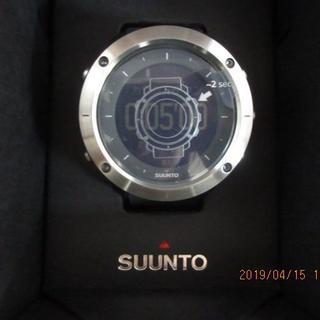 スント(SUUNTO)の◇SUUNTO◇ スント トラバース ブラック アウトドアウォッチ(腕時計(デジタル))