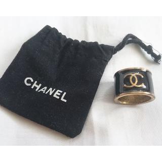 シャネル(CHANEL)のCHANEL ハートモチーフ リング 約11号 ココマーク シャネル 指輪(リング(指輪))