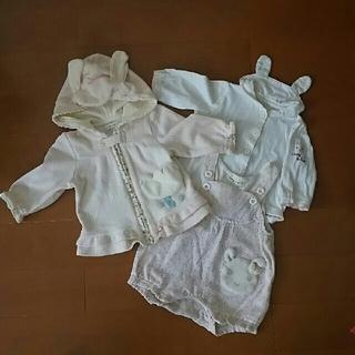 クーラクール(coeur a coeur)のクーラクール 70 3点セット(Tシャツ)