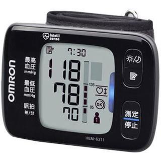 ☆新品未開封☆オムロン デジタル自動血圧計 HEM-6311(その他)