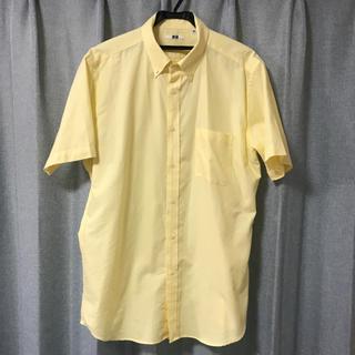 ユニクロ(UNIQLO)のUNIQLOオープンカラーシャツ半袖(シャツ)