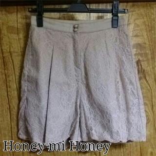 ハニーミーハニー(Honey mi Honey)のHoney mi Honey*ショーパン(ショートパンツ)
