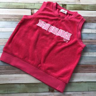 ニューバランス(New Balance)のニューバランス タンクトップ(Tシャツ/カットソー)