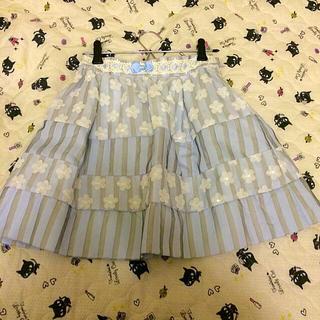 リズリサ(LIZ LISA)のフレアスカート(ひざ丈スカート)