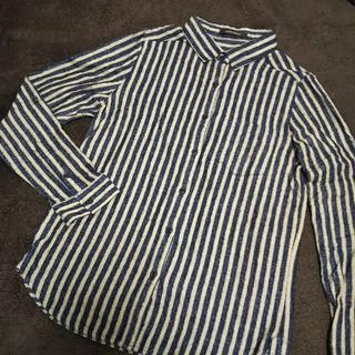 チャオパニックティピー(CIAOPANIC TYPY)のCIAOPANIC ストライプシャツ(シャツ/ブラウス(長袖/七分))