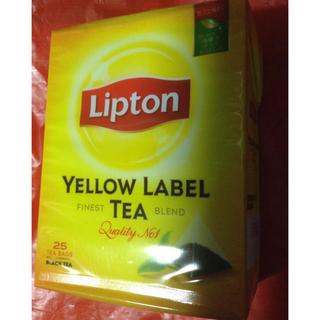 ユニリーバ(Unilever)のLIPTON yellowlabel tea リプトンイエローラベルティー50g(茶)