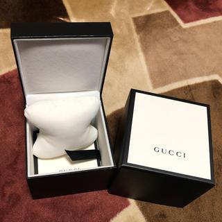 グッチ(Gucci)のGUCCI 腕時計 空箱(小物入れ)
