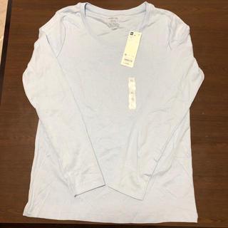 ジーユー(GU)のGU クルーネックT 2枚(Tシャツ(長袖/七分))