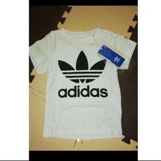 アディダス(adidas)のadidasTシャツ(Tシャツ/カットソー)