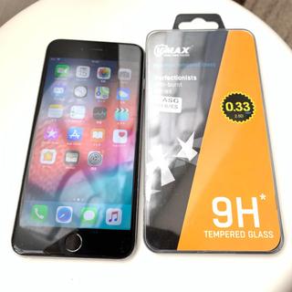 アップル(Apple)のiPhone 6s plus(スマートフォン本体)