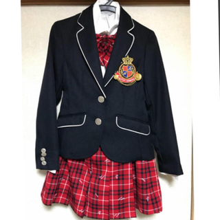 レピピアルマリオ(repipi armario)の卒業式女子スーツ 卒服(ドレス/フォーマル)