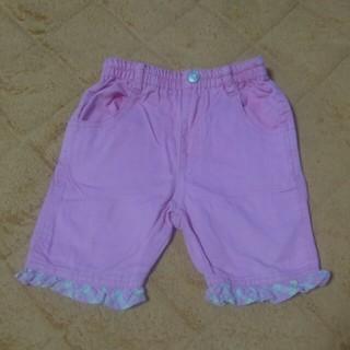 シマムラ(しまむら)のハーフパンツ(ピンク)(パンツ)