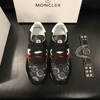 モンクレール(MONCLER)の新品☆MONCLER スニーカー(スニーカー)