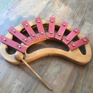 木琴 ボーネルンド 木のおもちゃ 送料無料(楽器のおもちゃ)