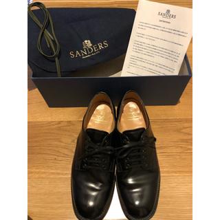 サンダース(SANDERS)のSANDERS プレーントゥシューズ(ローファー/革靴)