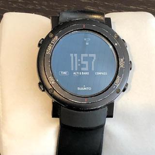 スント(SUUNTO)のSuunto Core(腕時計(デジタル))