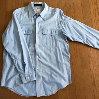 マディソンブルー(MADISONBLUE)のMADISONBLUE シャンブレーシャツ(シャツ/ブラウス(長袖/七分))