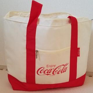 コカコーラ(コカ・コーラ)のコカ・コーラ ☆レジャーバッグ エコバッグ☆(エコバッグ)