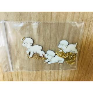 フランシュリッペ(franche lippee)のフランシュリッペ 3匹の羊 ネックレス(ネックレス)