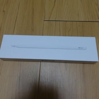 アイパッド(iPad)のほぼ新品! apple pencil 第2世代(その他)
