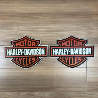 ハーレーダビッドソン(Harley Davidson)のHARLEY−DAVIDSON マウスパッド 2セット(その他)