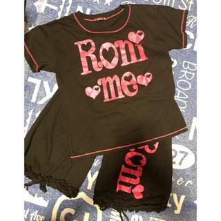 ロニィ(RONI)のRONI セットアップ L(その他)