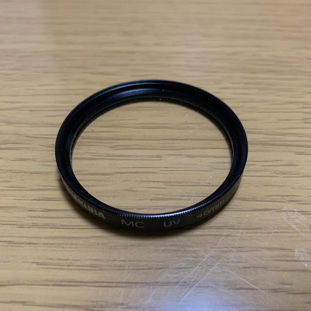 HAKUBA(ハクバ)のHAKUBA MC UV 46mm レンズ保護フィルター スマホ/家電/カメラのカメラ(フィルター)の商品写真