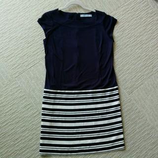 ワコール(Wacoal)のワコールマタニティ 授乳服ワンピース(ひざ丈ワンピース)
