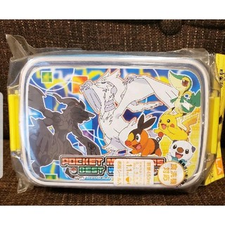 ポケモン(ポケモン)のポケモン お弁当箱 ランチボックス(弁当用品)
