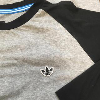 アディダス(adidas)のアディダスオリジナルス 7部丈 Tシャツ(Tシャツ/カットソー(七分/長袖))