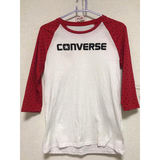 コンバース(CONVERSE)のコンバースTシャツ(Tシャツ(長袖/七分))