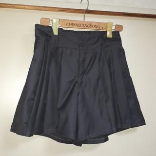 ハンジロー(HANJIRO)のプリーツキュロットスカート(キュロット)