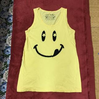 スマイリー タンクトップ(Tシャツ(半袖/袖なし))