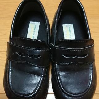 ローファー 黒 16cm(ローファー)