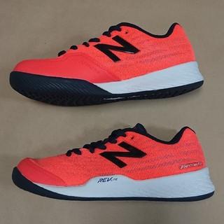ニューバランス(New Balance)のテニスS 23.5cm ニューバランス WCO896W2(シューズ)