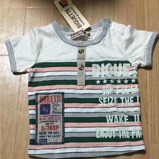 ビケット(Biquette)の新品☆ビケット  Tシャツ 80㎝(Tシャツ)