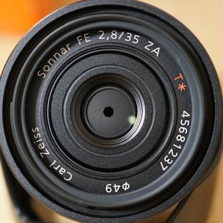 ソニー(SONY)のSONY  Eマウント用レンズ SEL35F28Z(レンズ(単焦点))