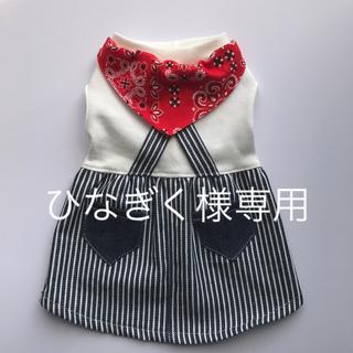 ひなぎく様専用 犬服 ハンドメイド(ペット服/アクセサリー)