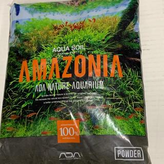 アクアデザインアマノ(Aqua Design Amano)のADA  アマゾニアパウダー 3リットル 未使用品(アクアリウム)