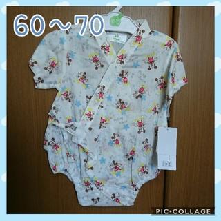 AEON - 【男の子】60~70 ロンパース Disney