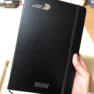 ビーエムダブリュー(BMW)のBMW ハードカバーノート(ノート/メモ帳/ふせん)