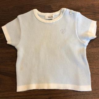 ベビーディオール(baby Dior)のベビーディオール 半袖ニット(ニット/セーター)
